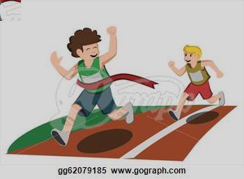 350x257 Clip Art Kids Running A Race Clipart Sut7cfa