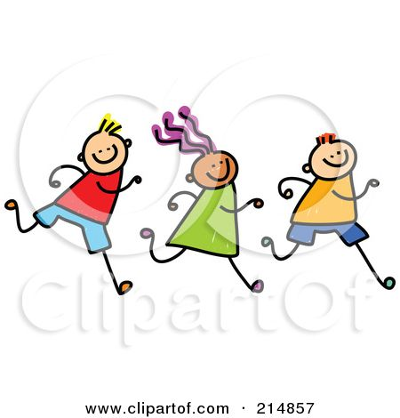 450x470 Royalty Free (Rf) Clipart Illustration Of A Childs Sketch Of A Row
