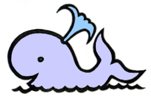 300x198 Collection Of Clipart Of A Whale High Quality, Free Cliparts