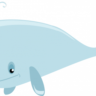 320x320 Tag For Picture Of A Cute Cartoon Drawing Whale Cute Whale