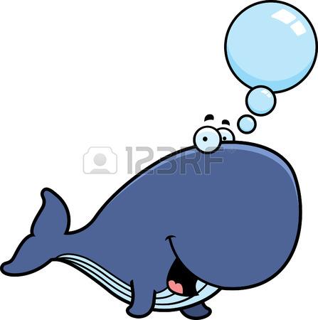447x450 Whale Clipart