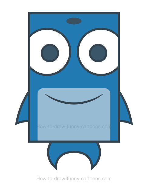 488x615 Blue Whale Clip Art