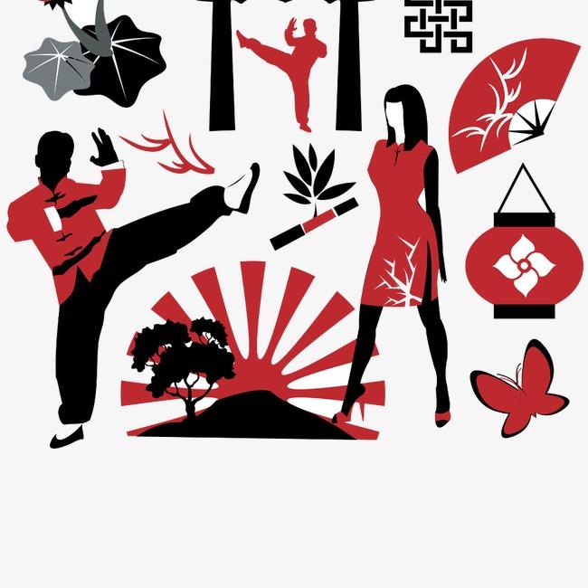 650x650 Japanese Traditional Arts, Kimono, Butterfly, Taekwondo Png Image