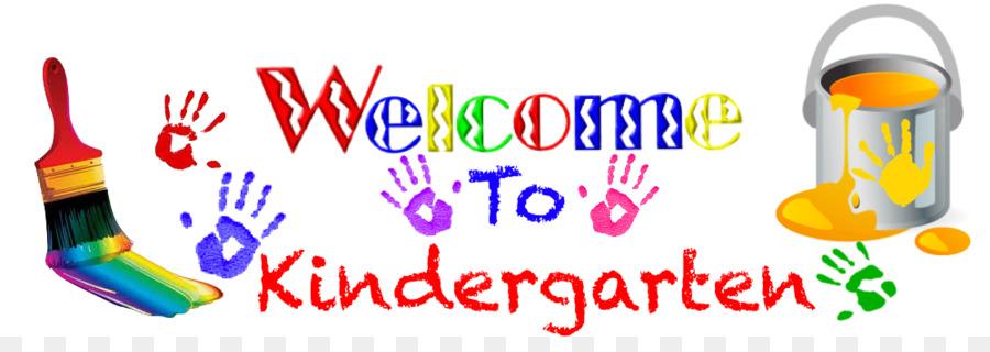 900x320 Kindergarten Student Clip Art
