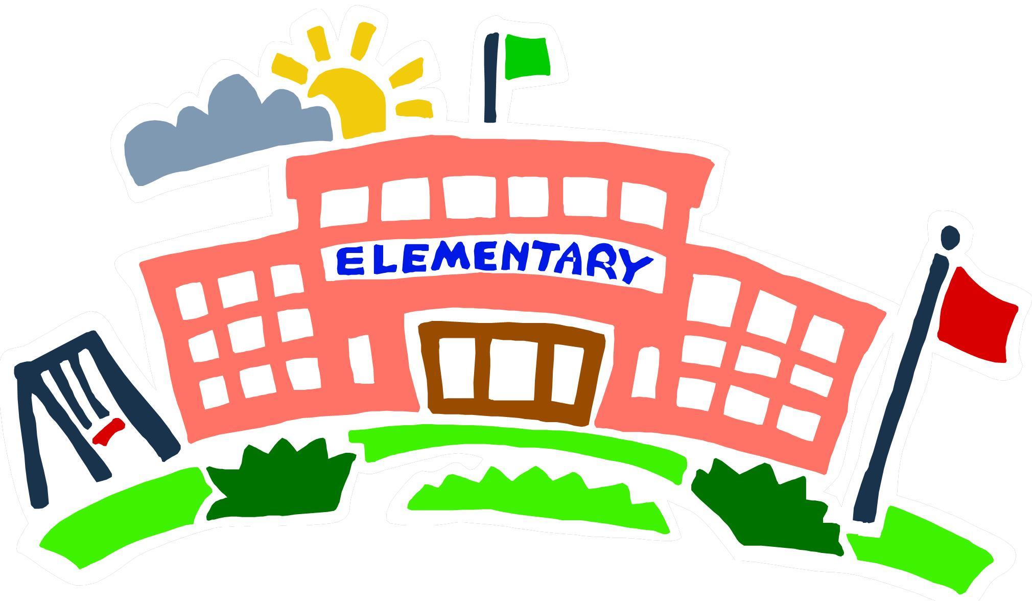 2020x1176 Elementary School Clipart