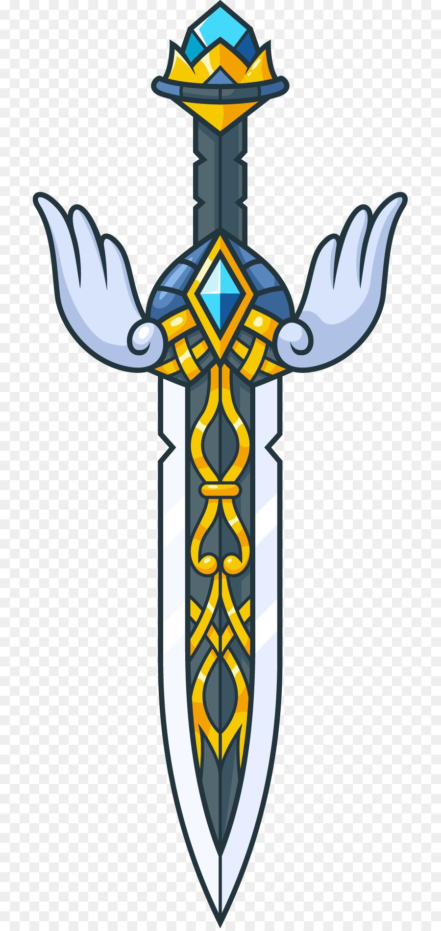 900x1900 Sword Clip Art