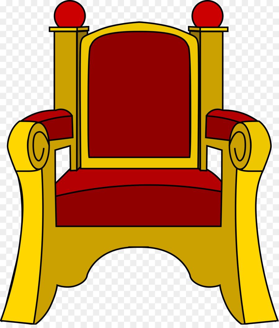 900x1060 Throne Room King Clip Art