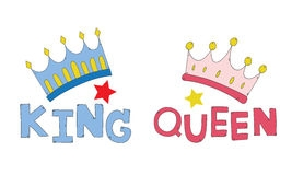 267x160 King And Queen Crown Clipart