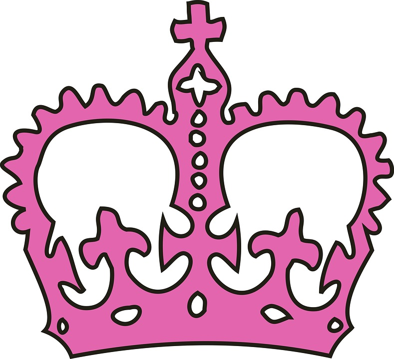 789x720 King Crown Clipart