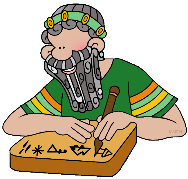 648x615 Scribe Scribe And Ancient Mesopotamia