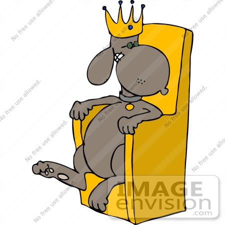 450x450 King On Throne Pictures Clipart Panda