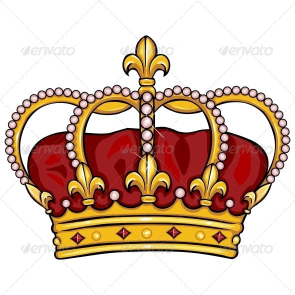 590x590 Cartoon King Drawing