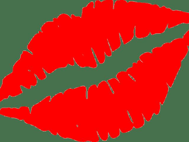 640x480 How To Draw Cartoon Kissy Lips