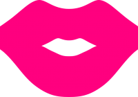 kissing lips clipart at getdrawings com free for personal use rh getdrawings com lips clip art free images