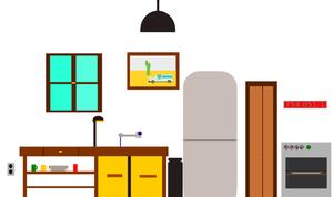 300x178 399 Kitchen Utensils Clip Art Free Public Domain Vectors