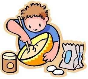 291x263 Kitchen Help Clipart