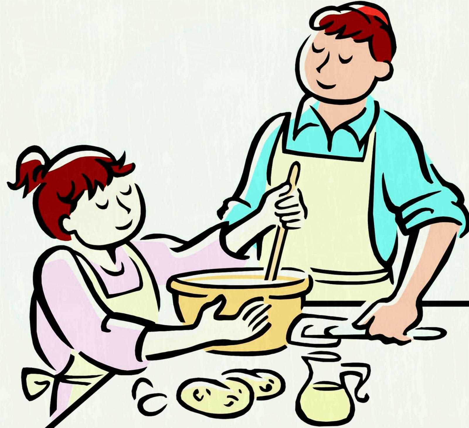 1600x1460 New Chef In Kitchen Clipart Sgbowei Media