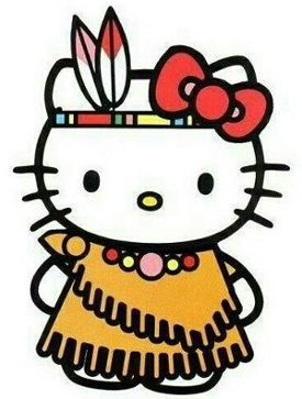 275x363 Happy Thanksgiving Clip Art Hello Kitty Happy Easter