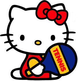 272x282 Hello Kitty Clip Art