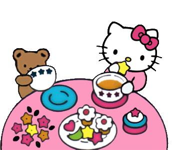 364x299 Hello Kitty Clip Art 7