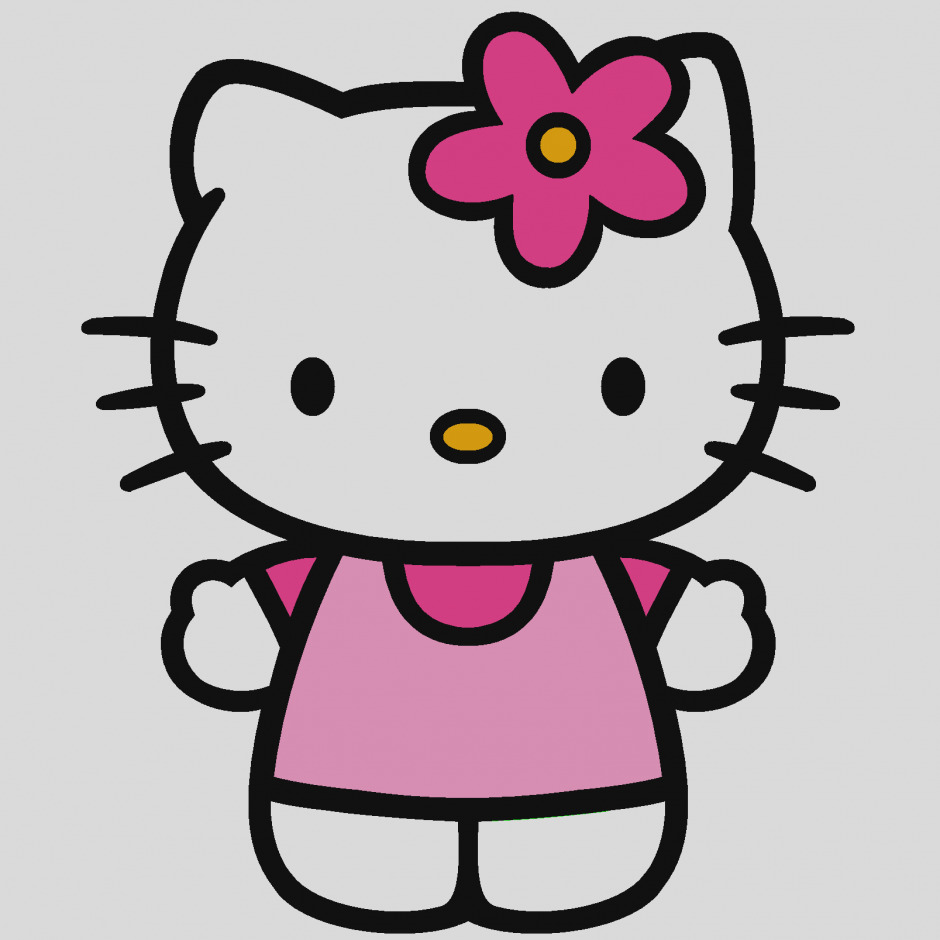 940x940 Trend Of Kitty Clip Art Cute Black Cat Clipart Free