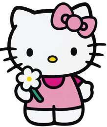 219x260 Hello Kitty Free Clip Art 605570