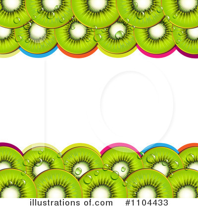 400x420 Kiwi Fruit Clipart