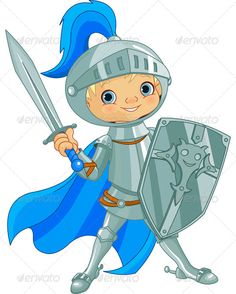 236x294 Image Detail For Clipart Knight Boy Royalty Free Vector Design
