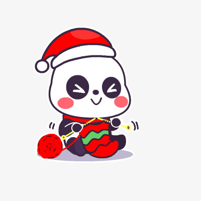 400x400 Knitting Socks Panda, Sock, Panda, Happy Png Image And Clipart