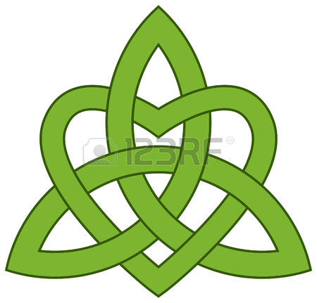 450x431 Celt Clipart Trinity Knot