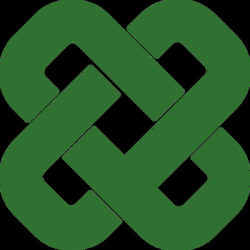 500x500 Vector Clip Art Of Modern Celtic Knot Public Domain Vectors