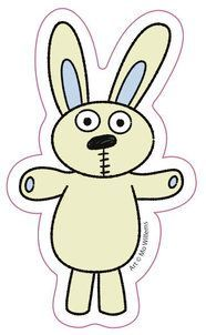Knuffle Bunny Clipart at GetDrawings | Free download