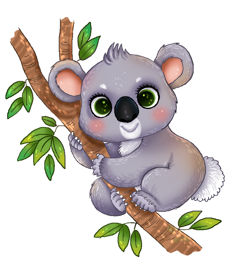 Koala Clipart at GetDrawings   Free download