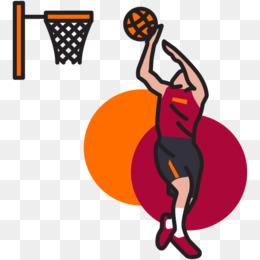 260x260 Kobe Bryant Basketball Slam Dunk Clip Art