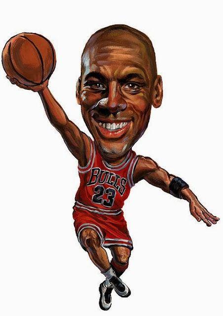 452x640 Caricaturas Michael Jordan ~ Nba Tseba Nba Michael