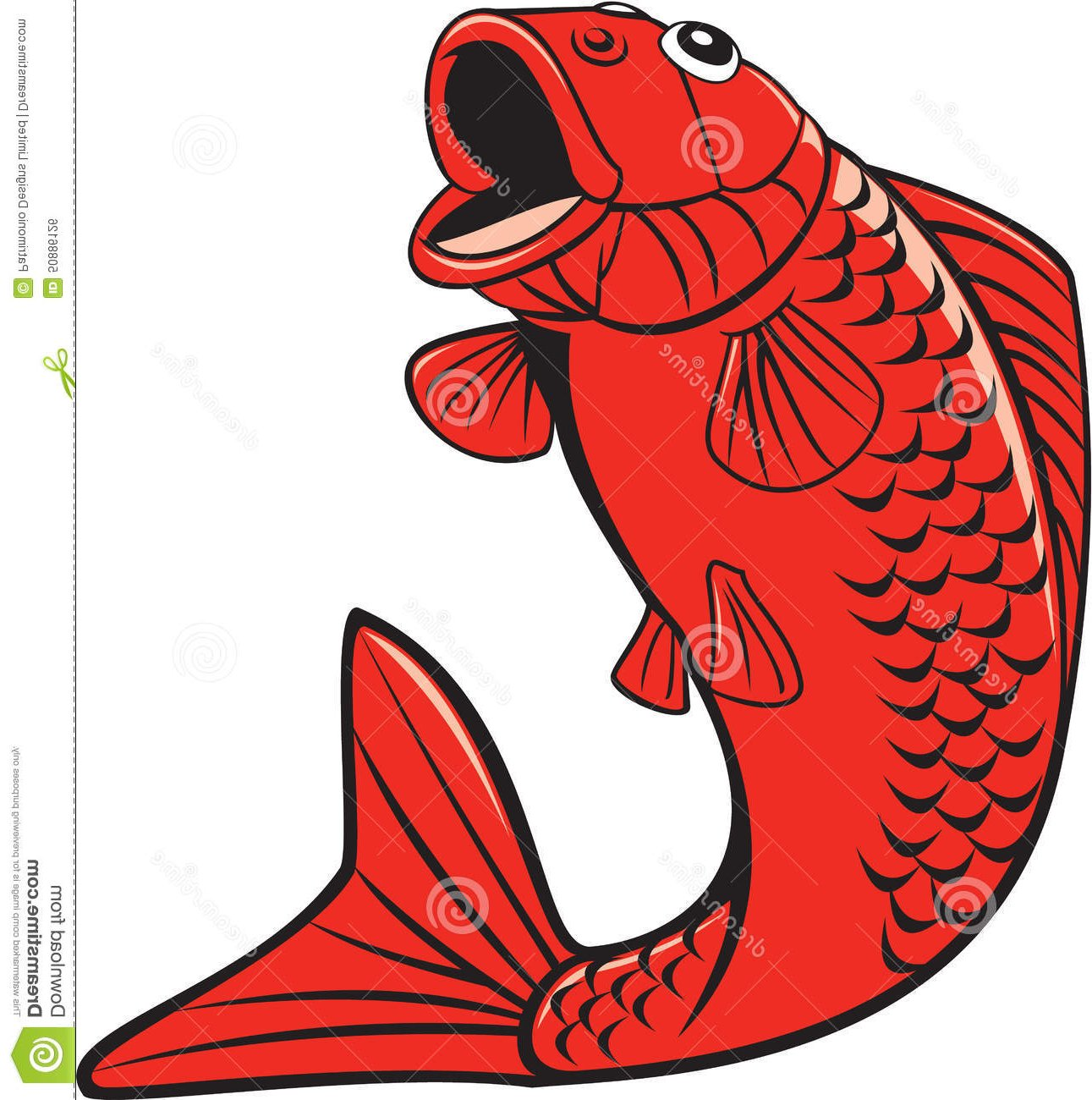 1291x1300 Koi Fish Clipart Png