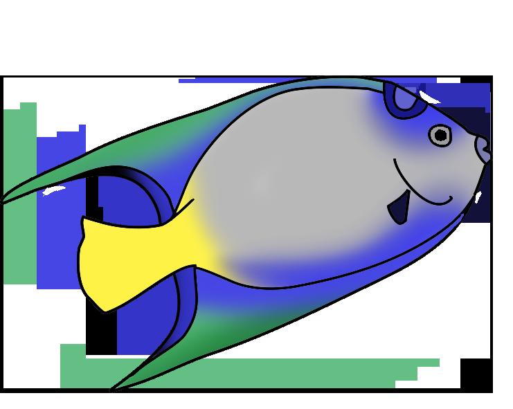 741x591 Fish Clip Art