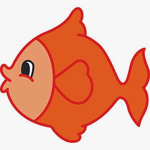 300x300 Collection Of Cute Fish Clipart Free High Quality, Free