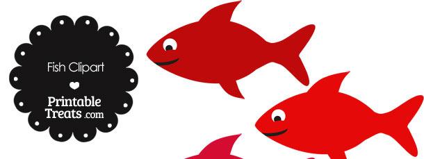 610x229 Red Fish Clipart 101 Clip Art