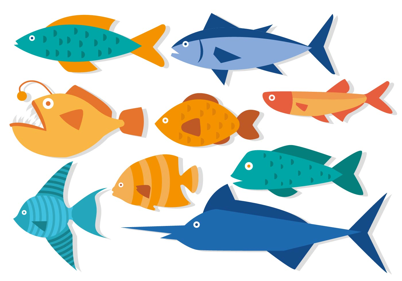 1400x980 Revisited Free Pictures Of Fish Clip Art Downloads Clipart Dive