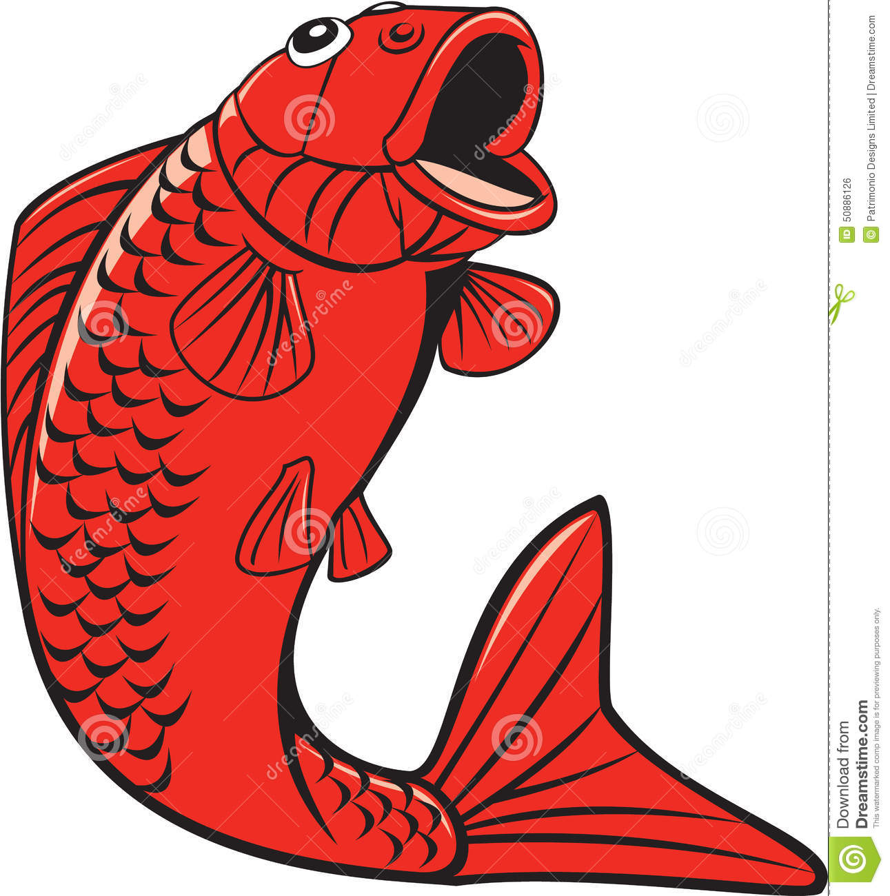 Koi Fish Clipart at GetDrawings.com | Free for personal use Koi Fish ...