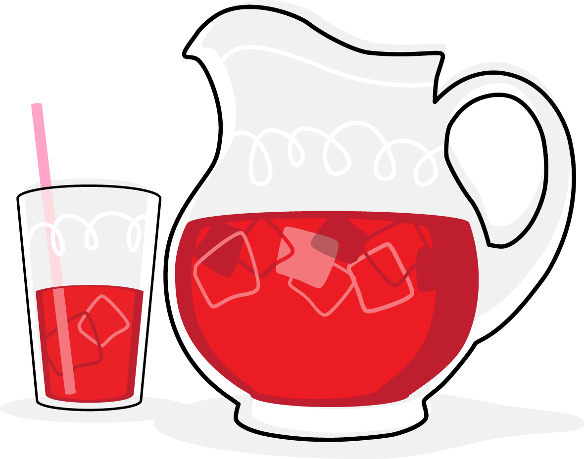 1180x928 Drinking The Kool Aid Clip Art Free Image