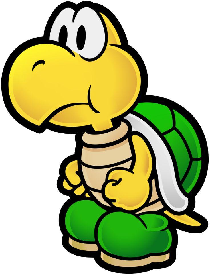 736x965 Mario Clipart Koopa