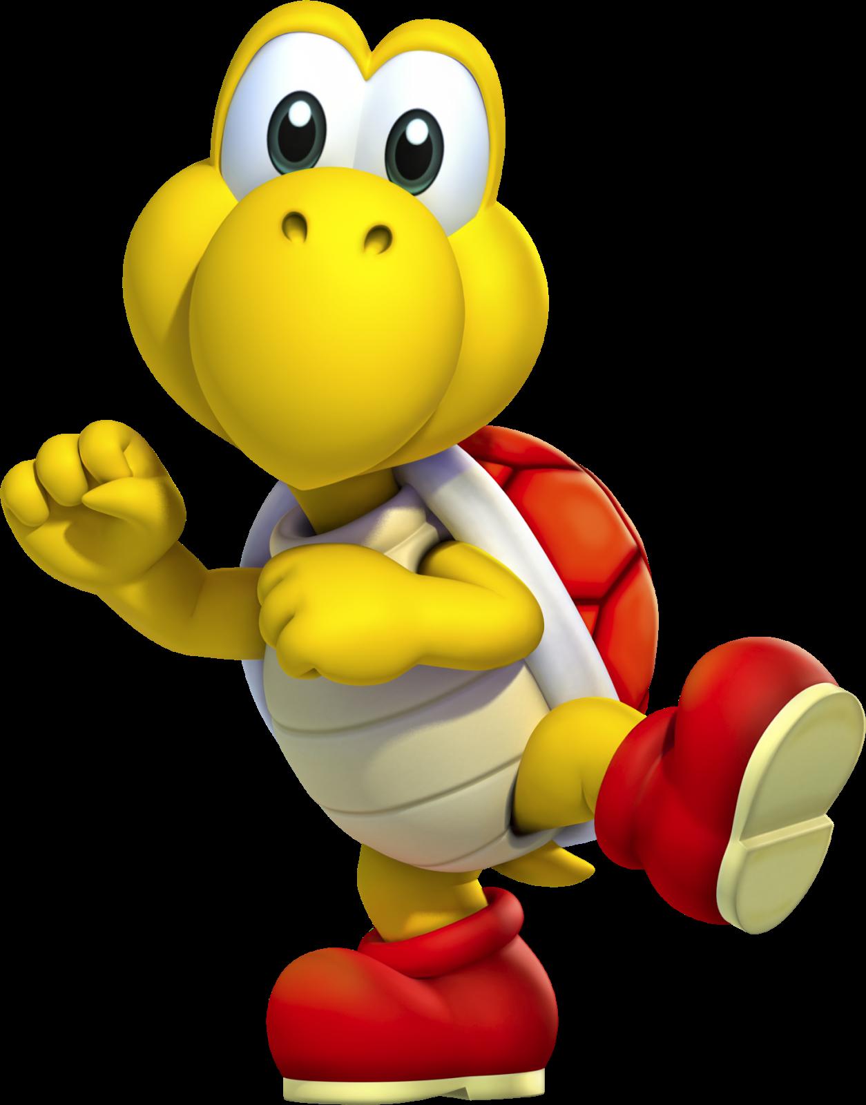 1254x1600 Tartaruga Do Mario