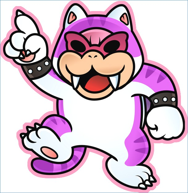 609x625 Bowser Jr Mario Coloring Page