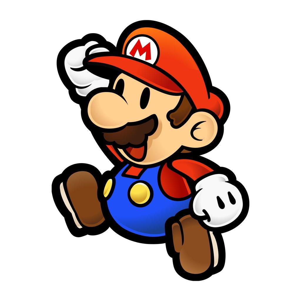 1024x1024 Clip Art Super Mario Clip Art