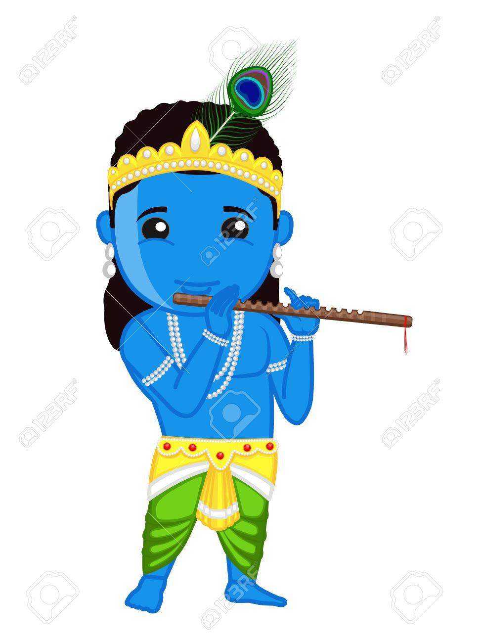 973x1300 Hindu God Krishna