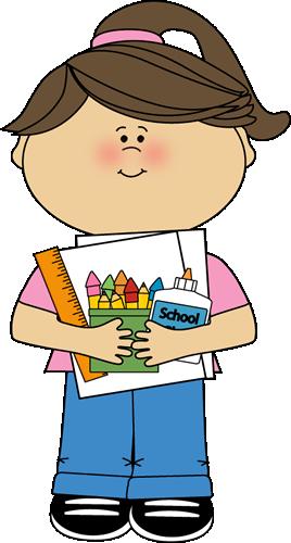 268x500 School Stuff Clip Art