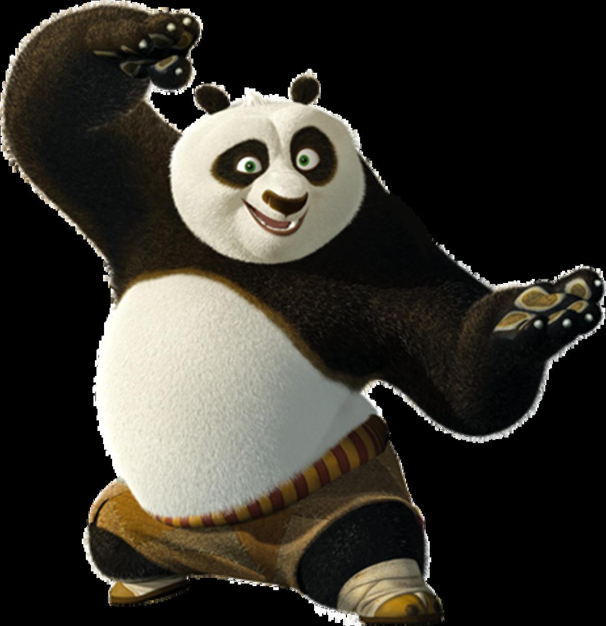 1200x1239 Kung Fu Panda Clipart Cute