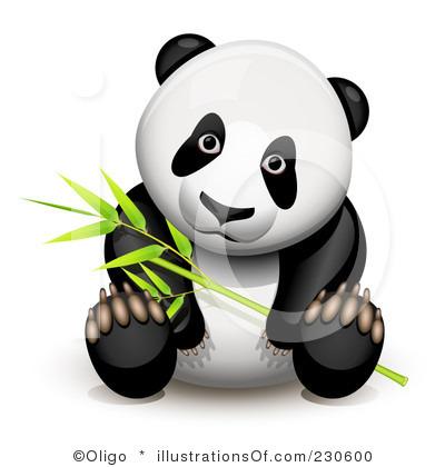 400x420 Top 81 Giant Panda Clipart